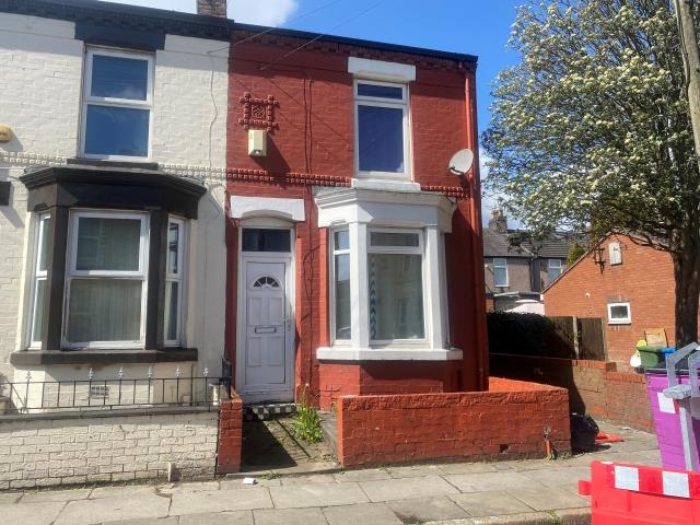 54 Sutcliffe Street, Liverpool