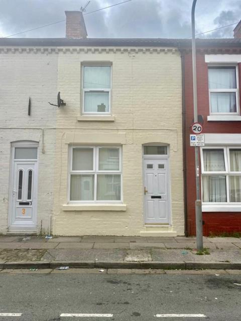 5 Scorton Street, Liverpool