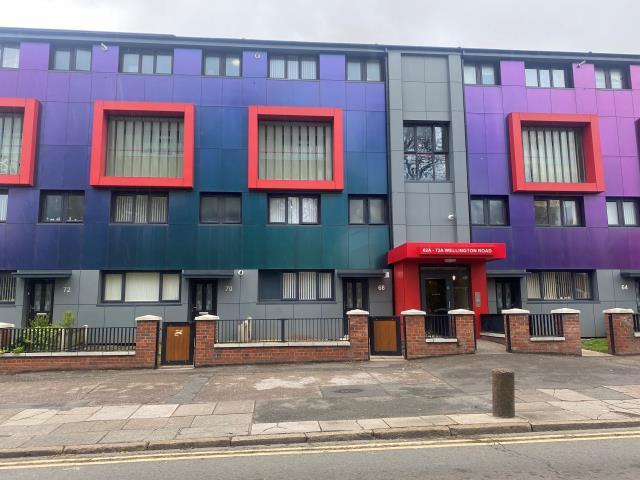 70 Wellington Road, Wavertree, Liverpool