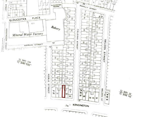 Land At 81 Kensington, Liverpool