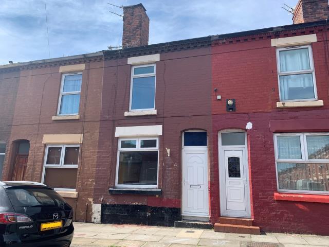 102 Longfellow Street, Liverpool