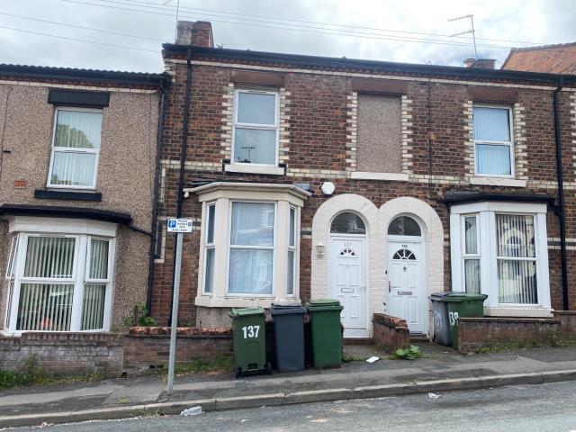137 Rodney Street, Birkenhead, Merseyside