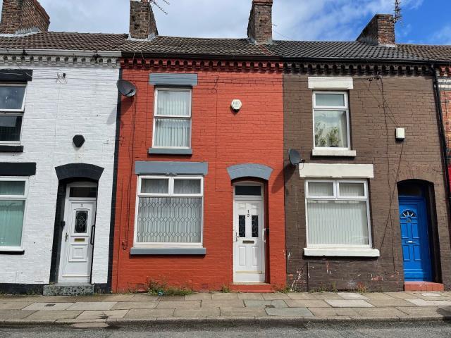 13 Andrew Street, Liverpool