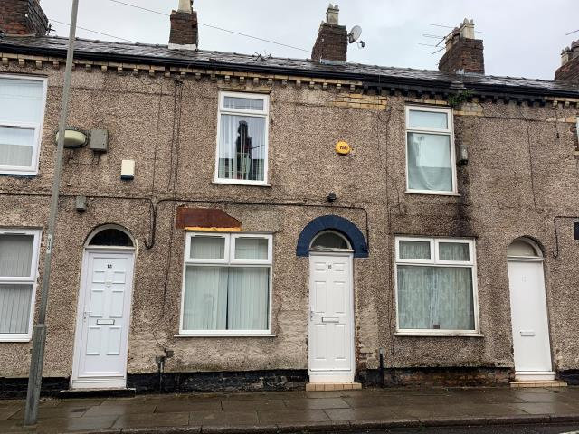 15 Tudor Street, Liverpool