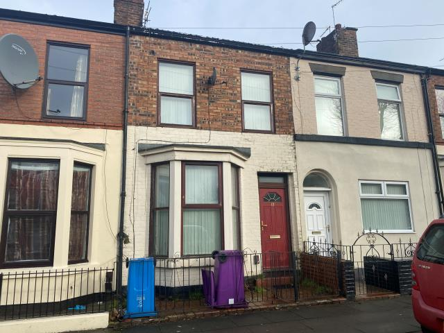 17 Madelaine Street, Liverpool