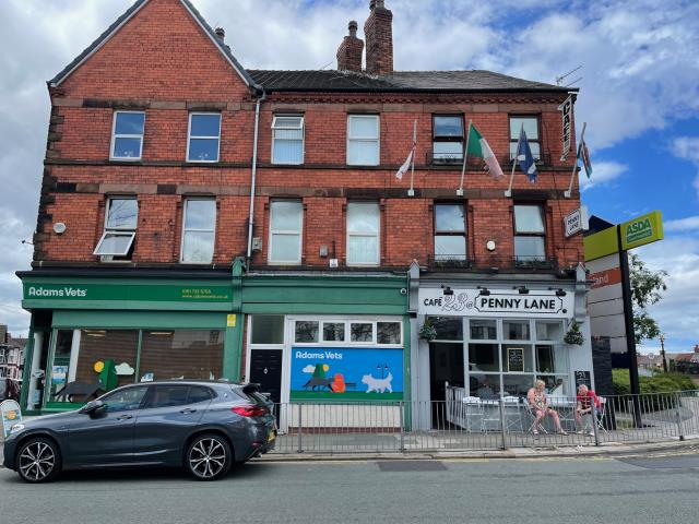 21 & 21a Church Road, Wavertree, Liverpool
