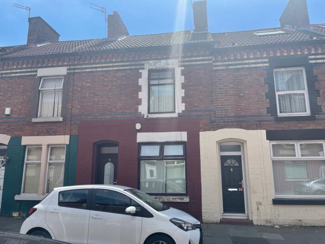 22 Andrew Street, Liverpool