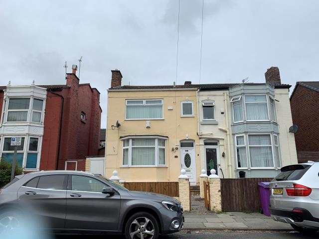 23 Chester Road, Anfield, Liverpool