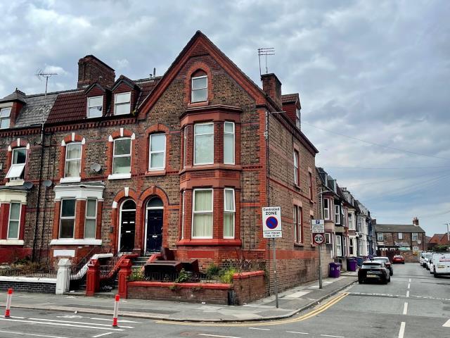 25 Rocky Lane, Anfield, Liverpool