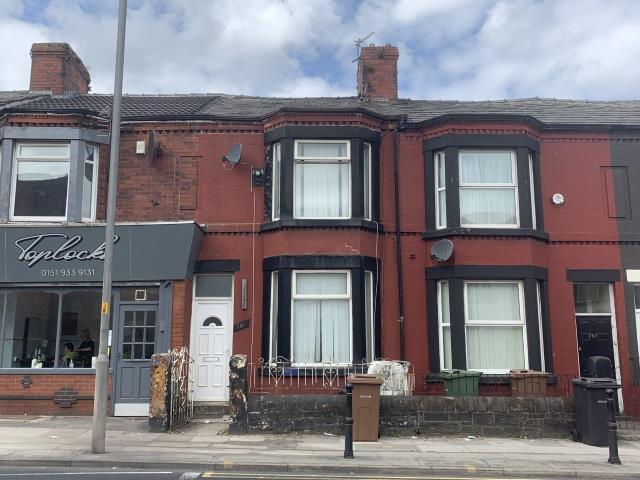 281 Hawthorne Road, Bootle, Merseyside