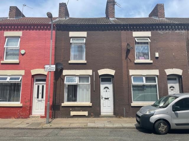 45 Andrew Street, Liverpool