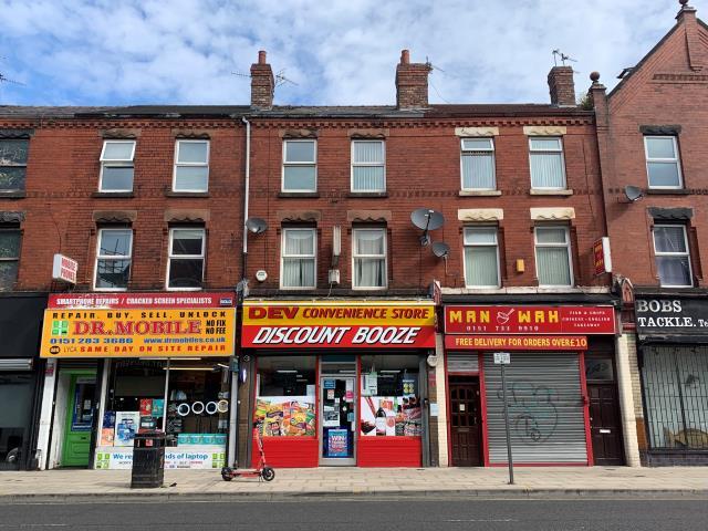 491 Smithdown Road, Liverpool