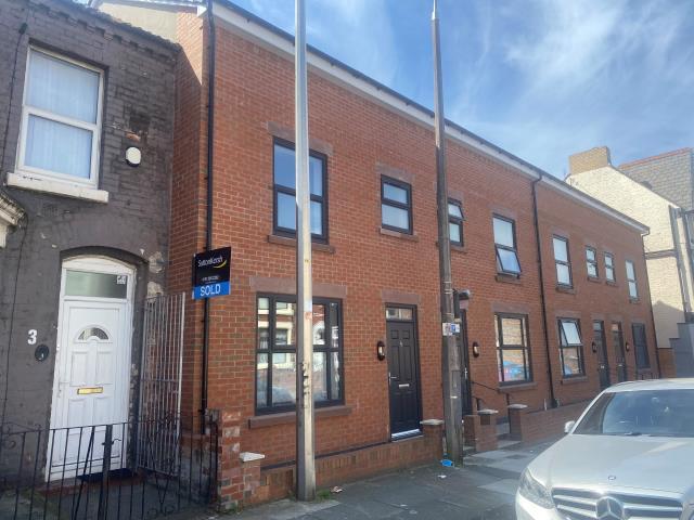 5 Harlech Street, Liverpool