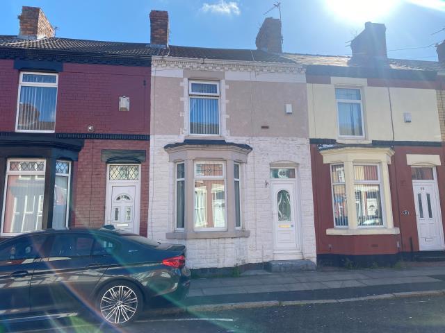 60 Sunbeam Road, Liverpool