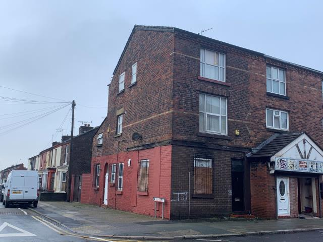 7 & 7a Hawthorne Road, Bootle, Merseyside