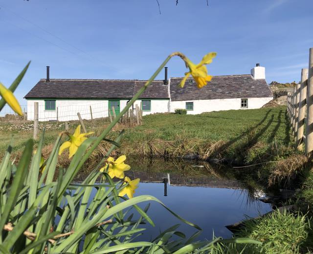 Bryn Canaid, Uwch Mynydd, Pwllheli, Gwynedd