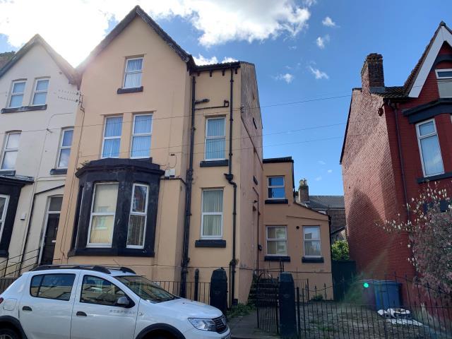 Garden Flat 38 Kremlin Drive, Liverpool