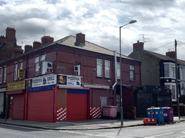 85 Hale Road/ 132 Carisbrooke Road, Walton, Liverpool
