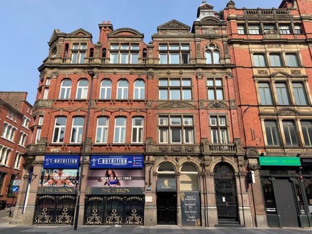 Flat 4, Lisbon Buildings, 35 Victoria Street, Liverpool