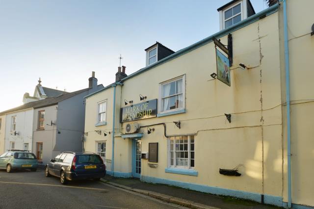 Mark Of Friendship, 5 New Street, Millbrook, Torpoint, Cornwall
