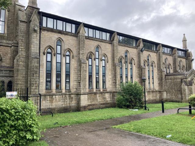 Stonechurch, Cannon Street, Bolton