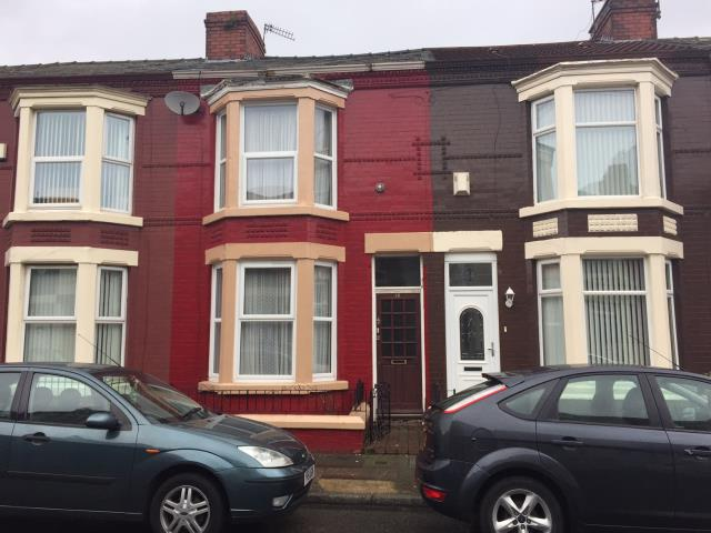 16 Bellamy Road, Liverpool