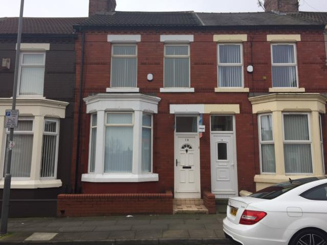 16 Luxmore Road, Liverpool
