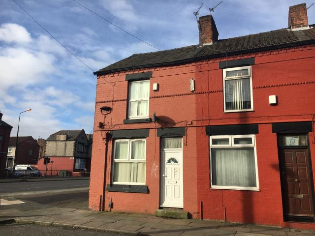 1 Weaver Street, Liverpool
