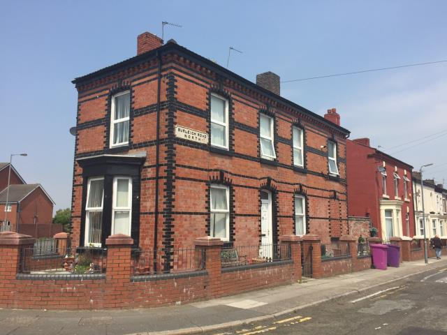 1a Burleigh Road North, Liverpool