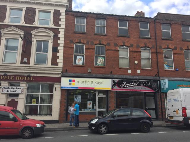 256 Park Road, Toxteth, Liverpool