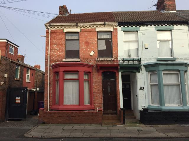 26 Malden Road, Kensington, Liverpool