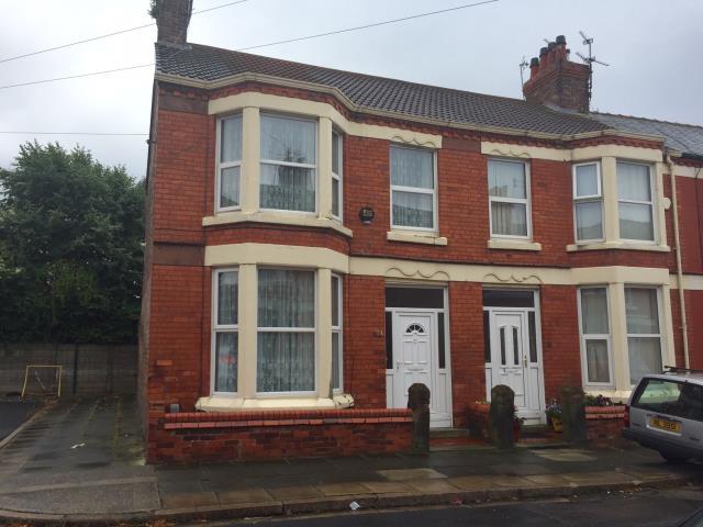 34 Fallowfield Road, Liverpool