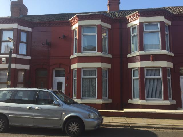 40 Silverdale Avenue, Tuebrook, Liverpool