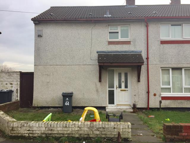 44 Warrenhouse Road, Kirkby, Liverpool