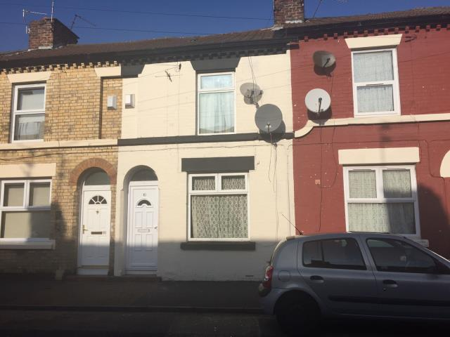 83 Gwendoline Street, Liverpool