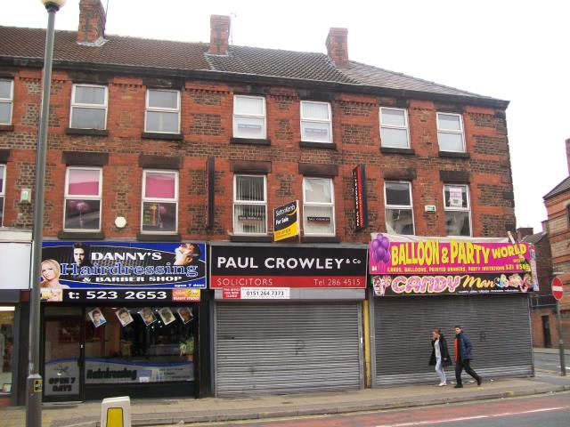 86 County Road, Walton, Liverpool