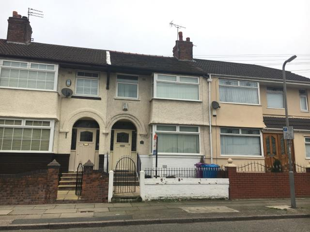 90 Bedford Road, Liverpool