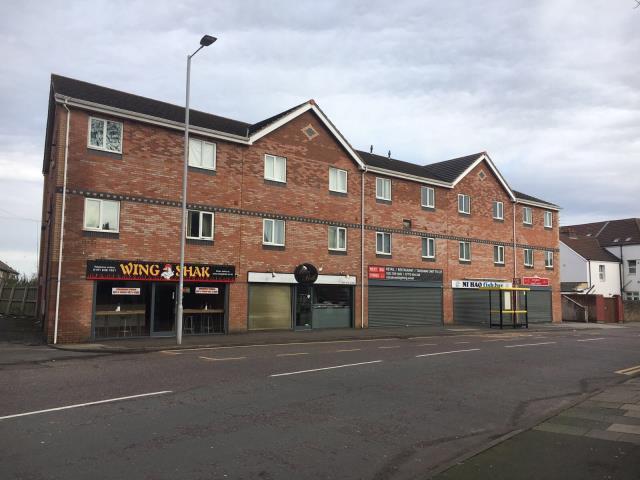Roklis Building, 66-74 Liscard Road, Wallasey, Merseyside