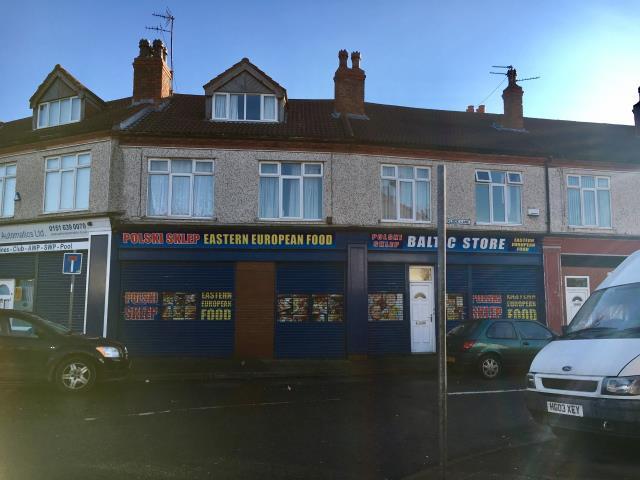407/407a Poulton Road/1&1a  Sherlock Lane, Wallasey, Merseyside
